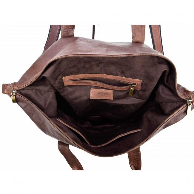 Reisetasche Braun