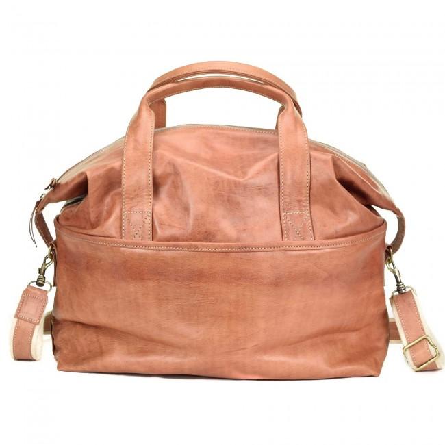 Naturledertasche